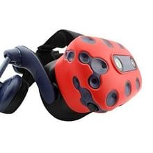 4 stuks silicone shell Silicone Skin cover Protector voor Vive PRO headset (rood)