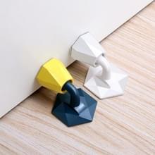 20 PCS / 10 Sets Siliconen Anti-collision Cushion Deur Achter de Buffer Door Stop (Color Random Delivery)