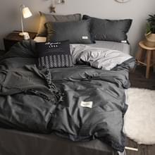 Modieus huishoudelijk katoen beddengoed  Specificatie: 1 5 meter bed (vierdelige set)(Jazz)