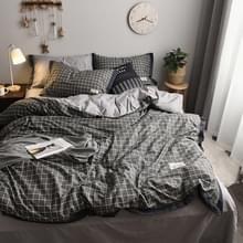Modieus huishouden katoen beddengoed  Specificatie: 1 8 meter bed (vierdelige set)(Goede stijl)