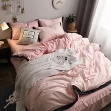 Modieus huishouden katoen beddengoed  Specificatie: 1 8 meter bed (vierdelige set)(Girl Feelings)