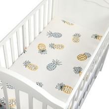 Beddengoed voor kinderbed zachte ademende Baby Bed matras dekken Potector Cartoon patroon grootte 120*65cm(CLS0032)