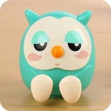 Universele kunststof cute Owl kawaii boekhouder luie stand Tablet Desk Candy kleur geld-vak Office Supply (groen)