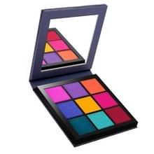 Miaool matte glans oogschaduw palet langdurige Waterproof oogschaduw palet make-up cosmetica (voorjaar)