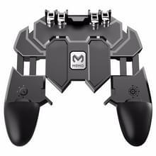 MeMo AK66 zes vingers metalen trigger pers Shooting controller gamepad joystick