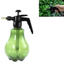 1.5L Huishouden Klein Water kan Alcohol Desinfectie Watering Sproeier Tuin Sprinkler Fles (Ronde Groen)