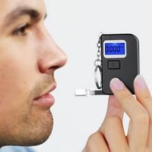 Draagbare alcohol tester sleutelhanger mini Ademalcohol meter