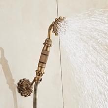 Volledige koperen retro badkamer luxe warme en koude douche set