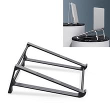 P5 Portable Aluminium Alloy Desktop Multi-functie Stable Heat Dissipation Notebook Stand (Space Gray)