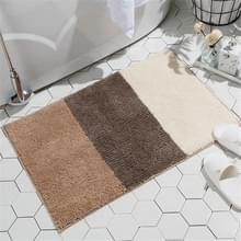 Eenvoudig patroon Modern Huishouden Non-slip Absorberende vloermatten voor keuken en badkamer  grootte: 40x60cm(Vancouver-2)