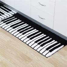 Eenvoudig patroon Modern Huishouden Non-slip Absorberende vloermatten voor keuken en badkamer  grootte: 50x180cm(Piano)