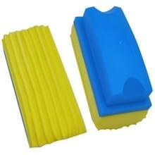 Geen natte spons gum sterke wateroplosbare whiteboard gum  Siize: 12x7x 5.5 cm spons Board gum