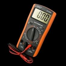DT9205 digitale multimeter hoge precisie Range handheld ampèremeter voltmeter weerstand capaciteit AC/DC tester