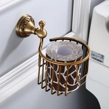 Keuken badkamer eetkamer kamer muur gemonteerde messing WC-Rolhouder