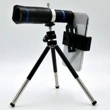 Bolanke Universal 20 keer mobiele telefoon tele lens Monoculair live uitzending HD 4K geen vignettering lens