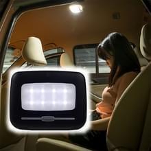 Auto Interieur Wireless Intelligent Electronic Products Auto Reading Verlichting Plafondlamp LED Nachtlicht  Lichte Kleur: Wit Licht (Zwart)