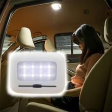 Auto Interieur Wireless Intelligent Electronic Products Auto Reading Verlichting Plafondlamp LED Nachtlicht  Lichte Kleur: Wit Licht (Wit)