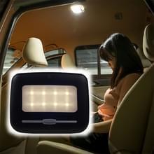 Auto Interieur Wireless Intelligent Electronic Products Auto Reading Verlichting Plafondlamp LED Nachtlicht  Lichte Kleur: Geel Licht (Zwart)
