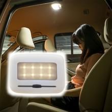 Auto Interieur Wireless Intelligent Electronic Products Auto Reading Verlichting Plafondlamp LED Nachtlicht  Lichte Kleur: Geel Licht (Wit)