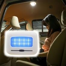 Auto Interieur Wireless Intelligent Electronic Products Auto Reading Verlichting Plafondlamp LED Nachtlicht  Lichte Kleur: Blauw Licht (Wit)