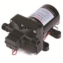 Newmao reciprocerende membraanpomp DC kleine water pomp  EU-stekker (DC 24V)