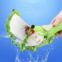 Draagbare handheld Smart afwasmachine huis keuken afwasmiddel Mini Bowler  specificatie: EU plug (groen)