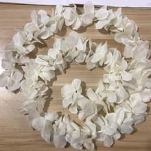 10 stuks 1M simulatie orchideeën string bruiloft regeling bloem strip stage decoratie Supplies (puur wit)