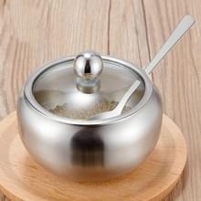 Roestvrijstaal kruiden jar set huis keuken kruiden vak combinatie  specificatie: tomaat Spice jar kleine