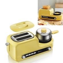 Automatische 3 in 1 ontbijt Maker Toasters koekenpan PAP kook machine (CN plug)