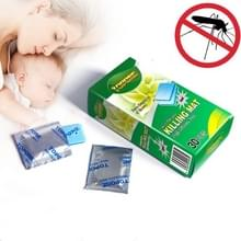 30 Pc's / Box Electric Mosquito Coils Mosquito Tabletten Smakeloos rookvrij  Geen Mosquito Coil Heater