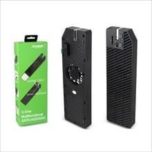 DOBE TYX-693 multifunctionele Hard Disk Box uitbreidbaar 6T 2 5 inch harde schijf met koelfunctie voor Xbox One