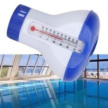 5 Inch Pool Thermometer Floating Water Pill Onstuimige Pool Desinfectie Automatische Drug Dispenser Pool Accessoires