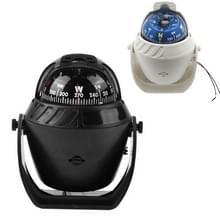 Outdoor kampeeruitrusting verlicht auto boot kompas bal  willekeurige kleur levering