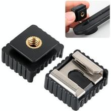 SC-6 Flash adapter licht basis Hot Shoe base Flash stand adapter socket accessoires