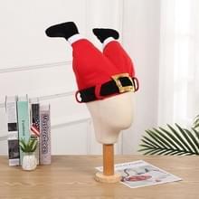 Kerst partij Santa Claus been broek pluche GLB decoratie