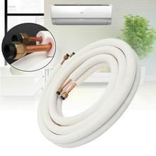 3 STKS airconditioner aansluiting zuivere koperen pijp verdikt met natrium airco pipe  Typle: 2P afgewerkt buis 6x12mm
