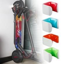 Elektrische scooter Creative parking wandmontagebeugel voor Xiaomi ES1/ES2/ES4 (blauw)