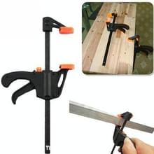 4 inch vaste snelle hout clip F klem handgemaakte Carpenter tool (oranje)