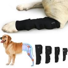 DogLemi PD60041 hond Hock brace huisdier ondersteunende achterste hond compressie been joint wrap beschermt wonden en letsel  grootte: XL