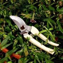 2 PCS Tuin tools roestvrij staal snoeien schaar fruit boom schaar tuin schaar (elleboog)