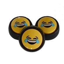 3 STKS partij kennis quiz spel elektronische squeeze geluid vak Antwoord speelgoed  specificatie: lach en huilen