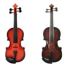 Kinderen muziek instrument speelgoed simulatie viool voor beginners  willekeurige kleur levering