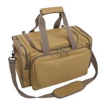 Multifunctionele waterdichte Outdoor One Shoulder Oblique Cross Portable Sports Bag (Khaki)