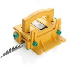 Nieuwe 3D Safe push handvat Flip Tafelzagen multifunctionele houtbewerking DIY tool