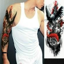 Grote arm mouw waterdichte tijdelijke tattoo sticker (TQB-075)