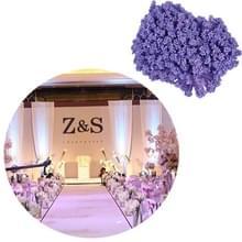 5 PCS Plastic Handgemaakte DIY Wedding Foam Flower Head Simulatie Boeket Bloem Stamen(12 - 10 Stokken)