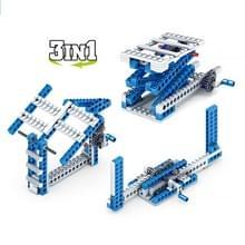 KY1001-1 Werktuigbouwkunde Geassembleerd Bouwstenen Kinderen Puzzel speelgoed