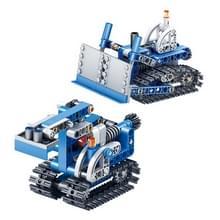 KY1010-3 Werktuigbouwkunde Geassembleerd Bouwstenen Kinderen Puzzel speelgoed