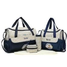 5 in 1 Set Multifunctionele Portable Mom Delivery Kit (Navy Blue)