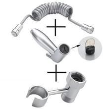 PU kunststof plating nozzle voorjaar buis wasmachine kleine nozzle slang  stijl: combinatie 2